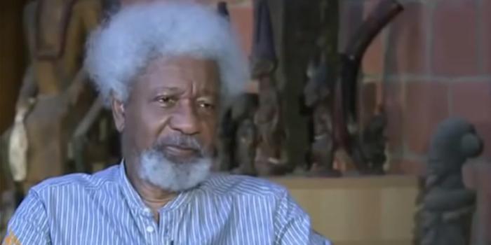Prof Wole Soyinka on Biafra