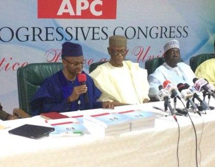 el-rufai-committee APC